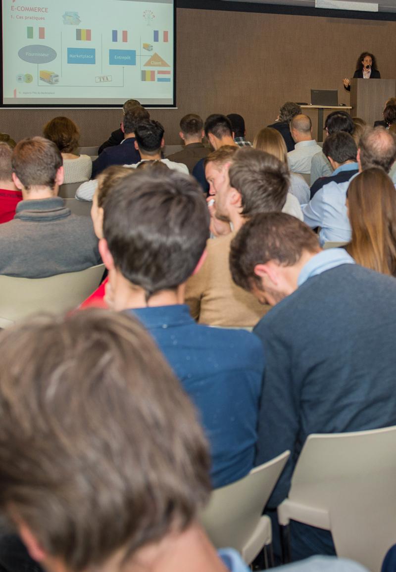 Autre photo d'une Salle de conférence du Congrès E-FORUM Belgique