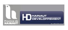 Logo de Hainaut Développement, partenaire de l'événement E-FORUM Belgique 2020