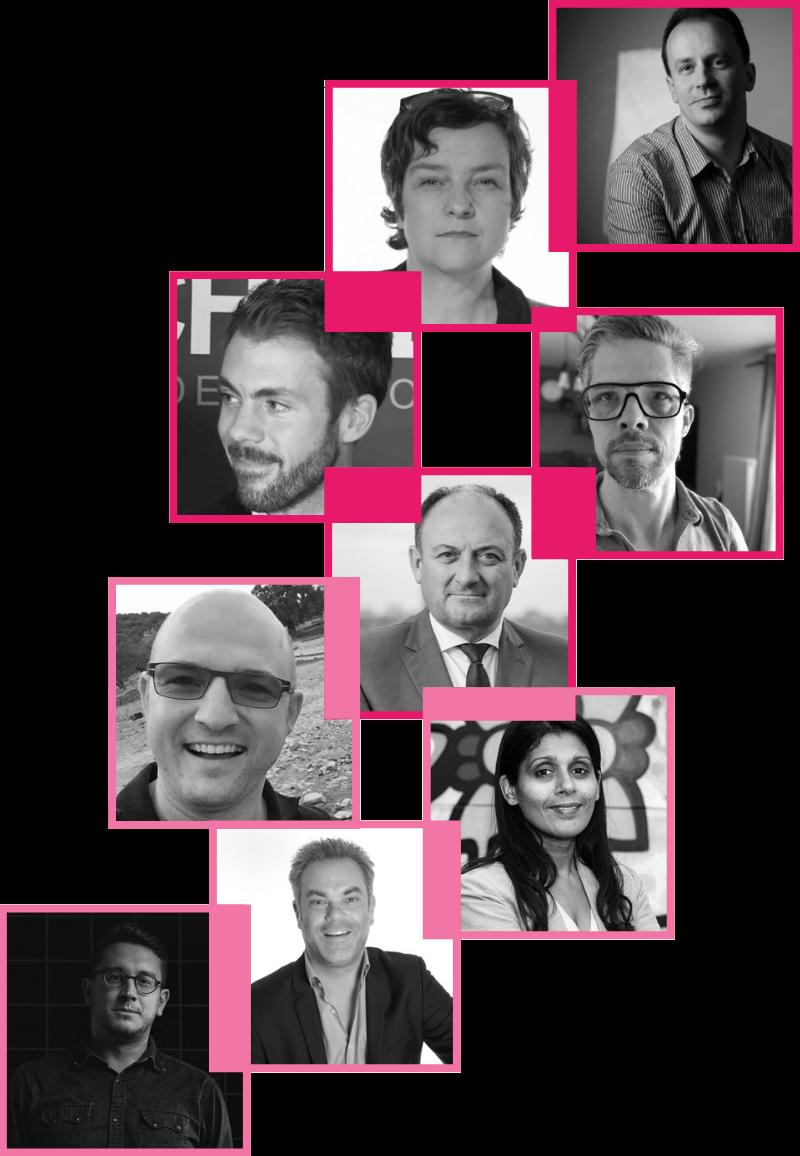 E-FORUM Belgique 2020 - Les speakers de l'événement en ligne