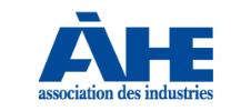 Logo de l'AIHE partenaite de l'E-FORUM Belgique 2021