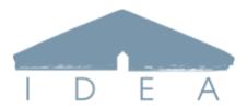 Logo de IDEA partenaire de l'E-FORUM Belgique 2021