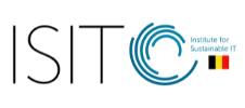 Logo du Belgian Institute for Sustainable IT partenaite de l'E-FORUM Belgique 2021