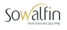 Logo de Sowalfin partenaite de l'E-FORUM Belgique 2021