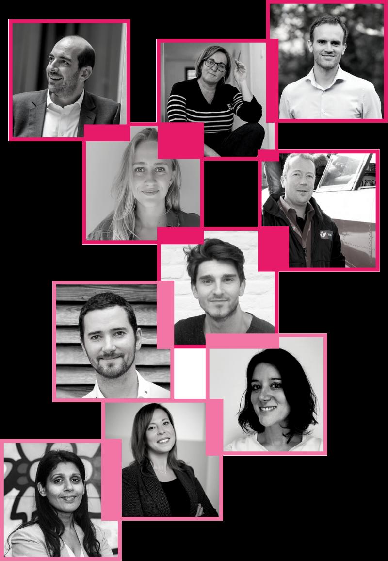 E-FORUM Belgique 2021 - Les speakers de l'événement en ligne